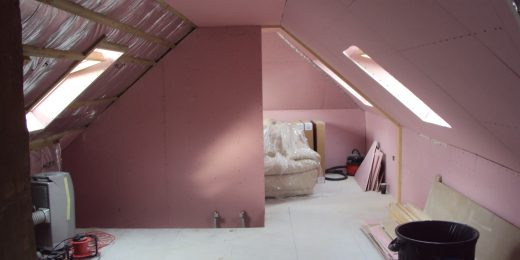 Loft conversion Project